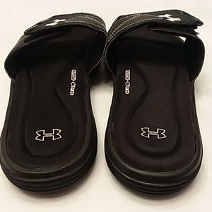 fb6aac8f312f Under Armour Shoes - Under Armour Ignite Slide Sandals